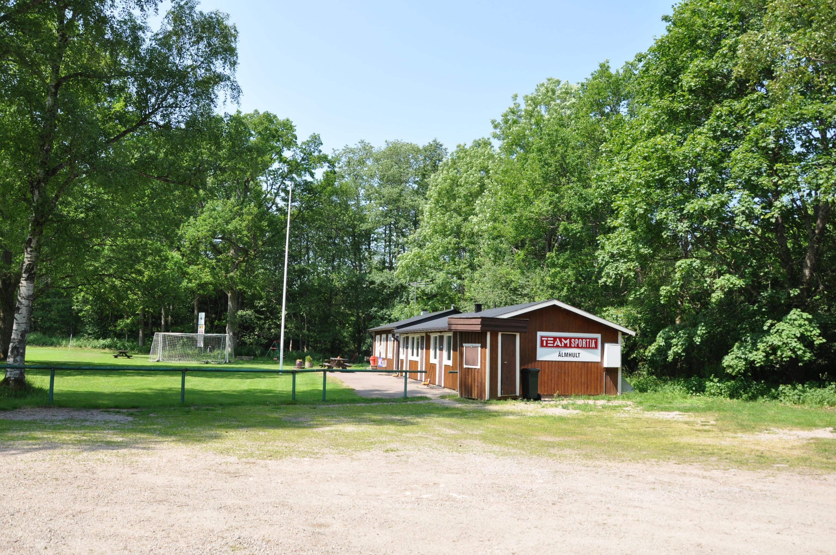 Sportplatz, Delary