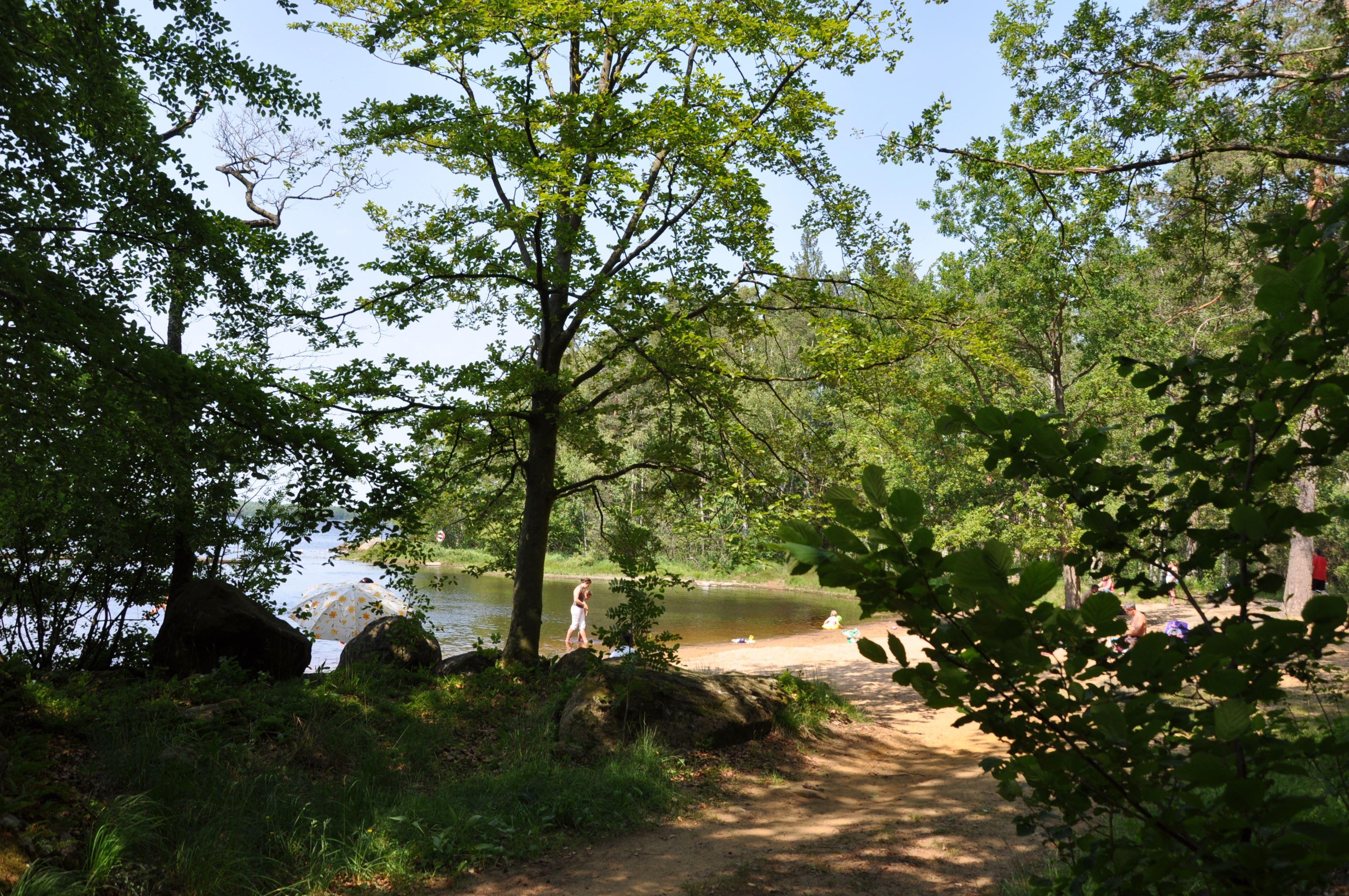 The path of Germund Jonaes - Göteryd