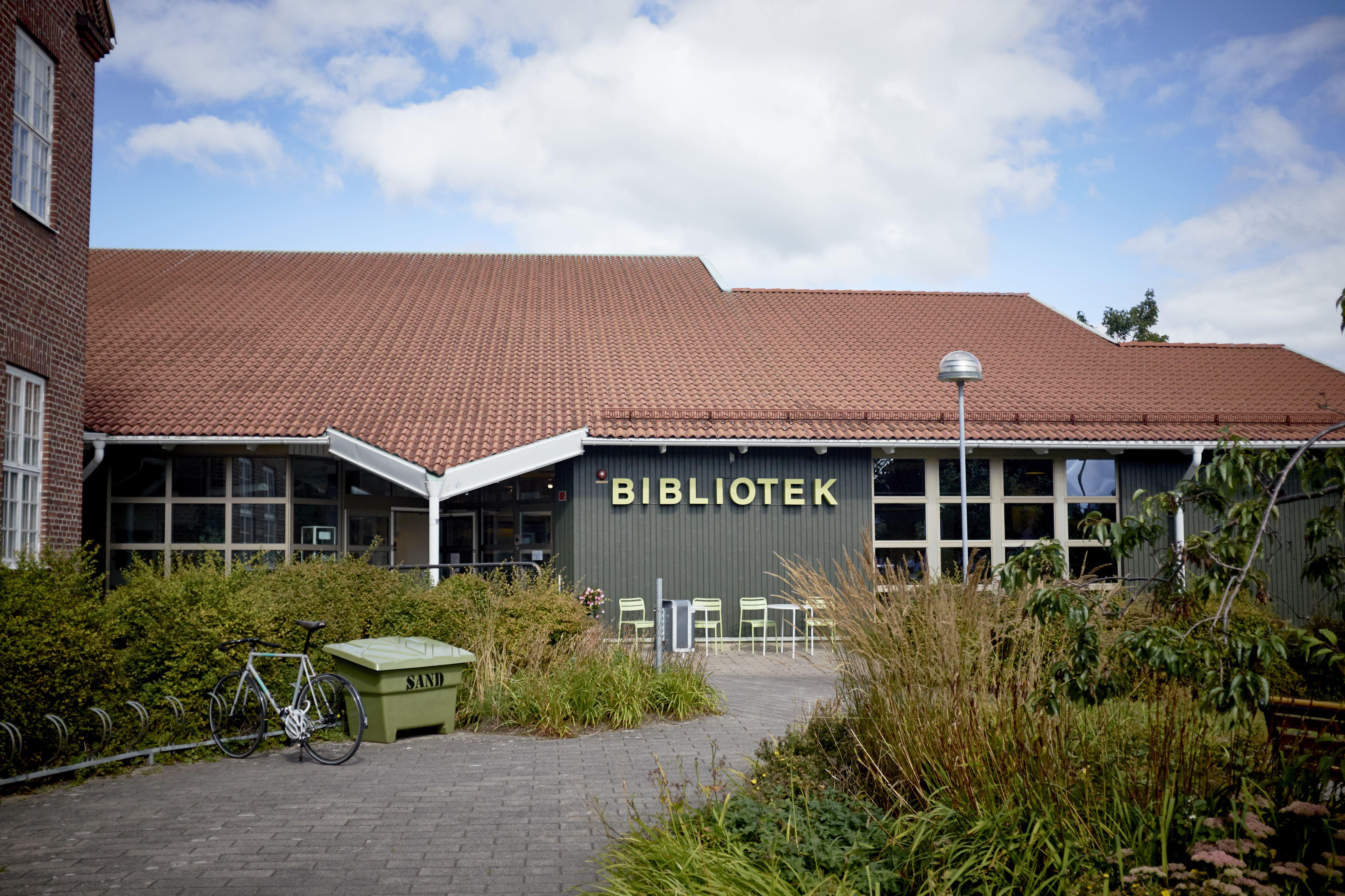 Älmhults bibliotek