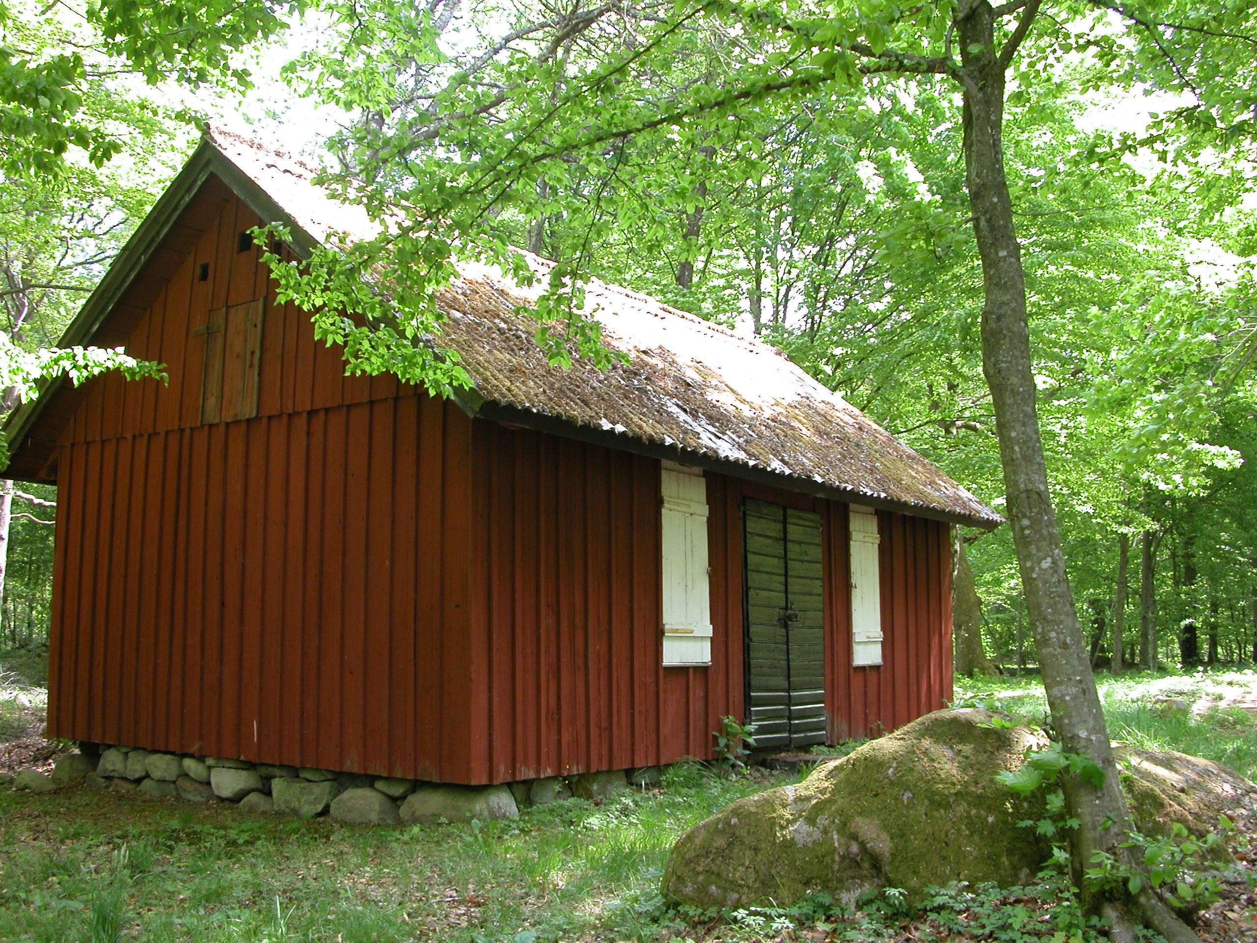 Älmhult Local heritage center and Ormakullagården