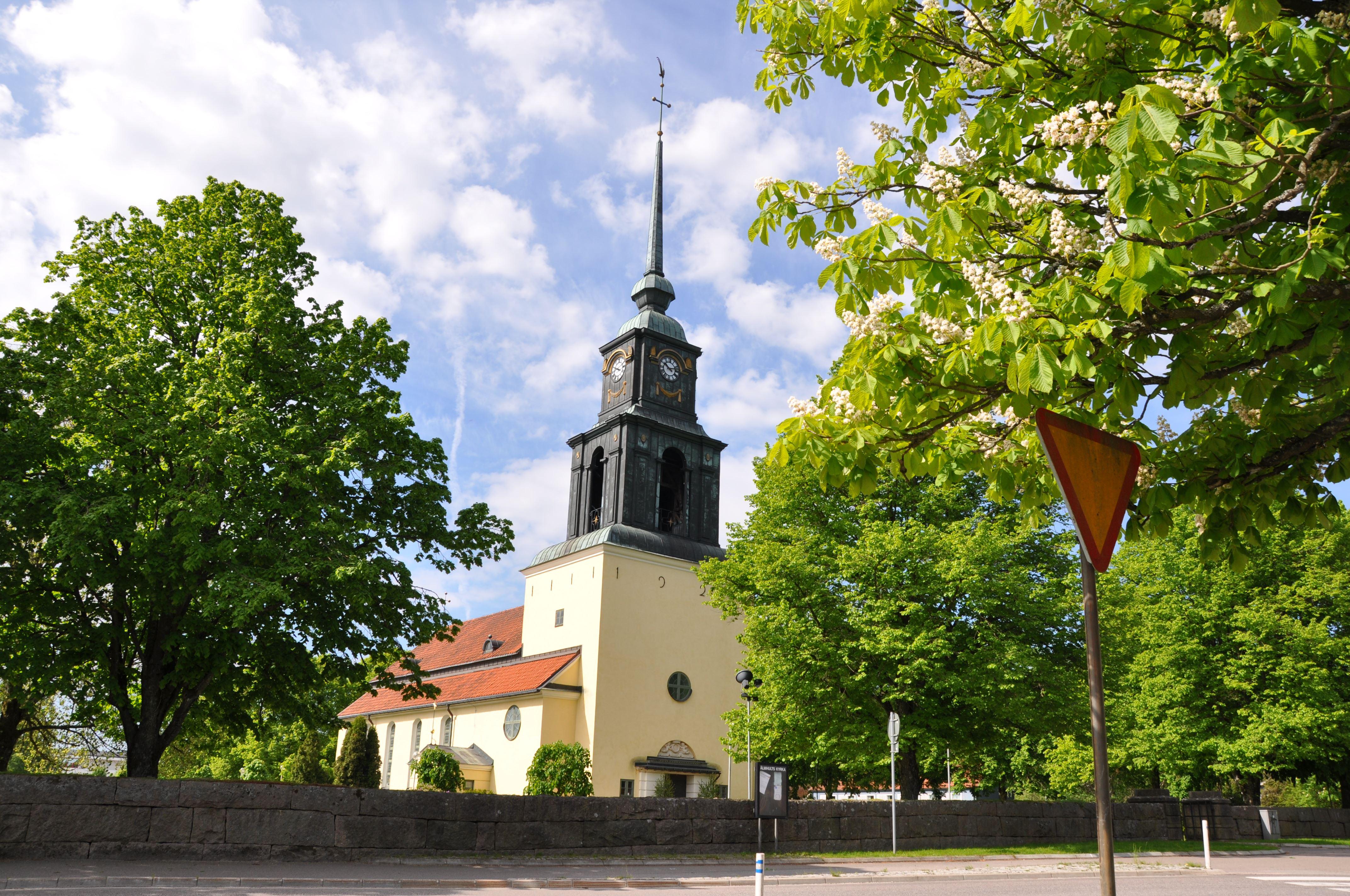 Älmhult church
