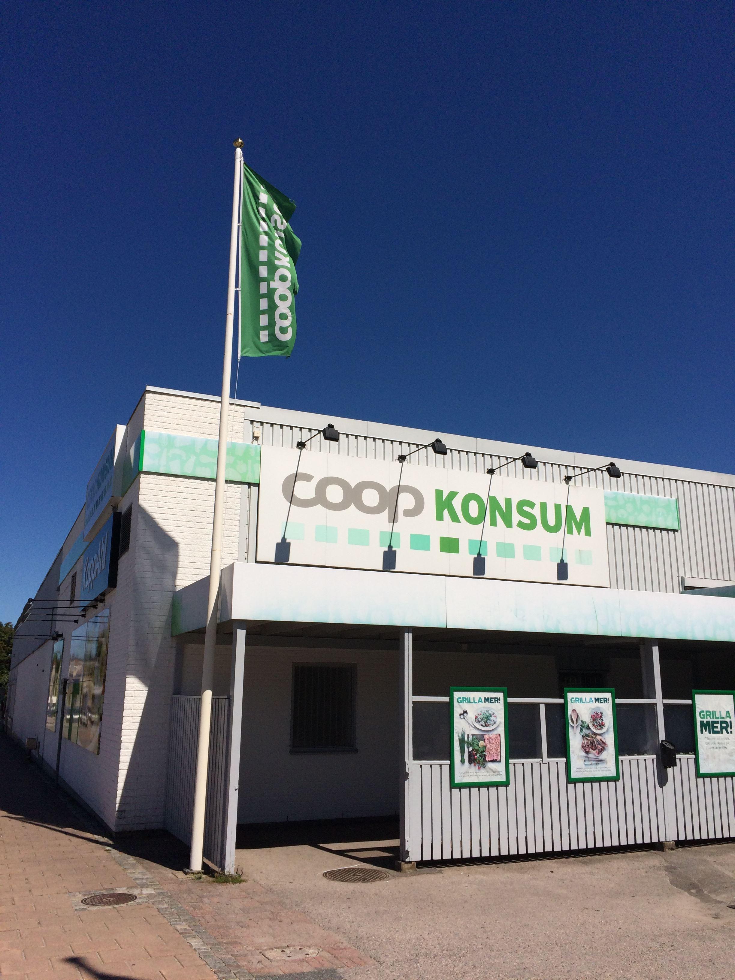 Coop Konsum (Lebensmittelmarkt)