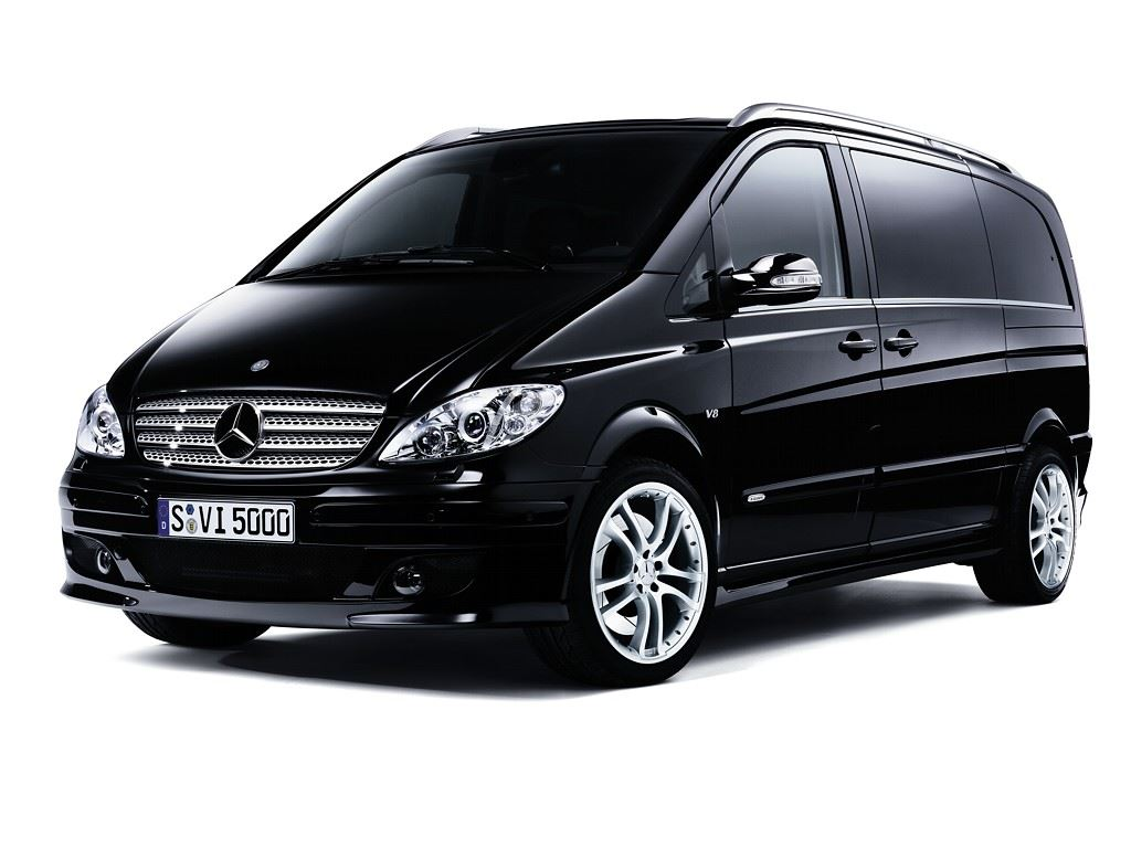 Tallinn Minivan Transfer up to 6 pax