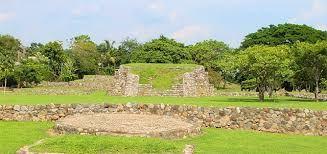 Zona Arqueológica El Chanal