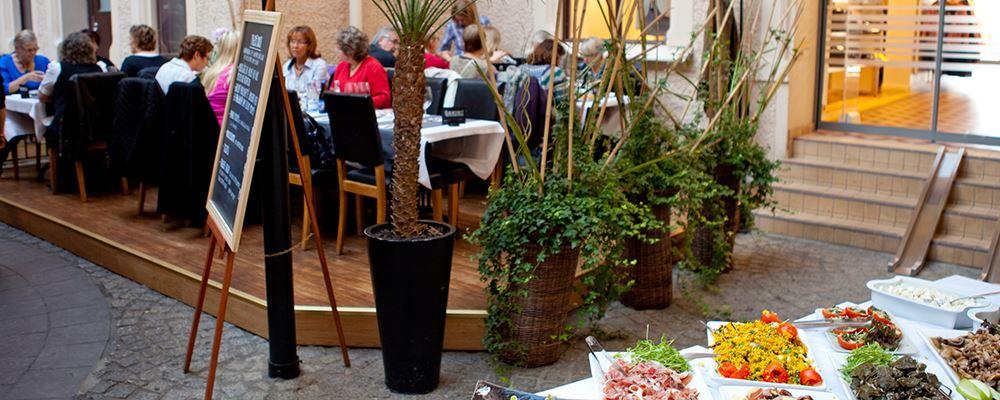Restaurant Innergården 1891