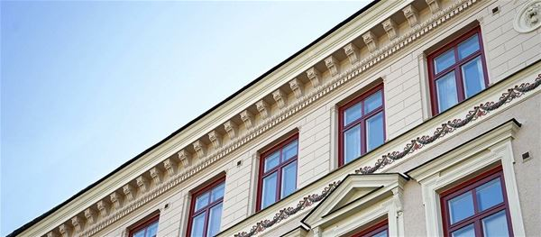Flats in central Sundsvall