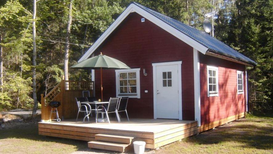 Cottage 16 -  Abborren - Kalvshults fritidsstugor -  Benny Andersson