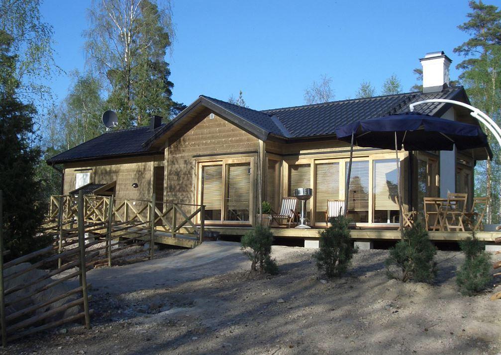 Ferienhaus 18 - Utsikten - Smaland Vip -  Ove Varland