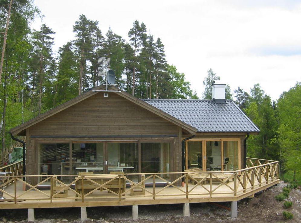Ferienhaus 21 - Sällåsen - Smaland Vip - Ove Varland