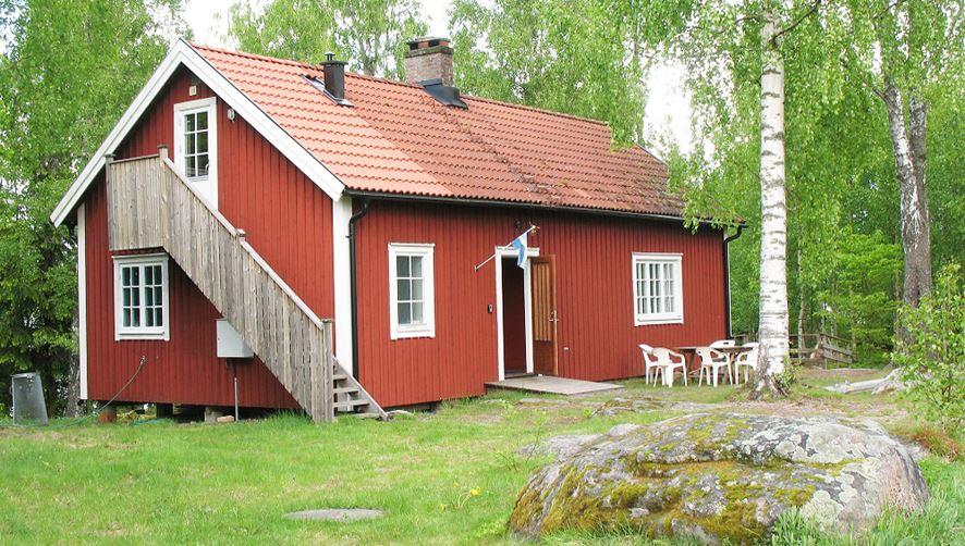 Stuga 37 -  Ann-Kristin och Frida Lönnberg