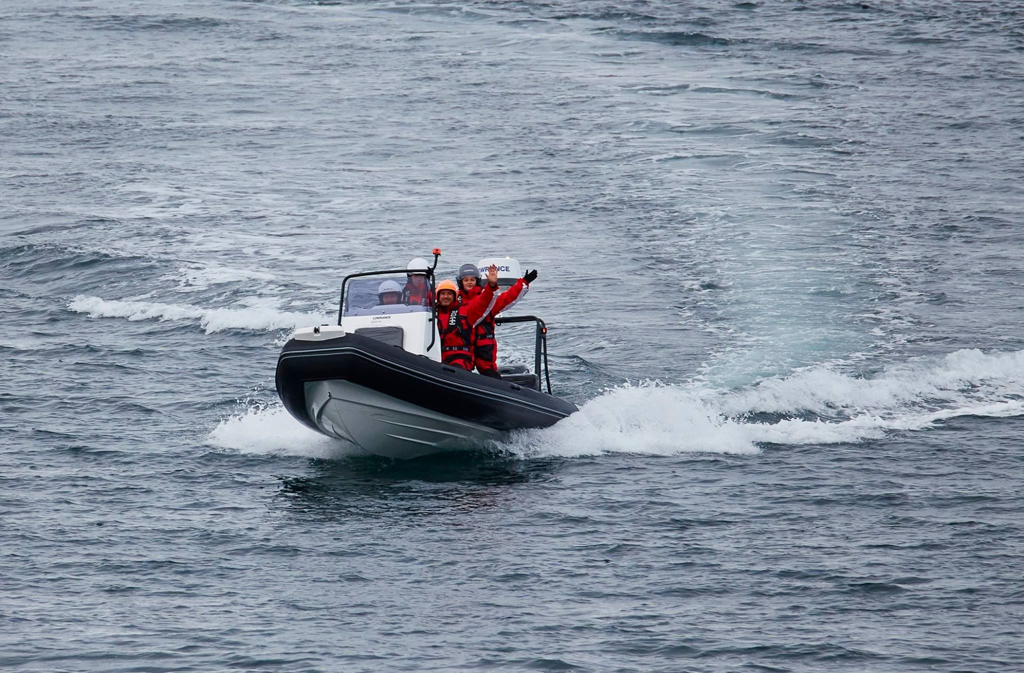 RIB-Boat excursion to beautiful Hella