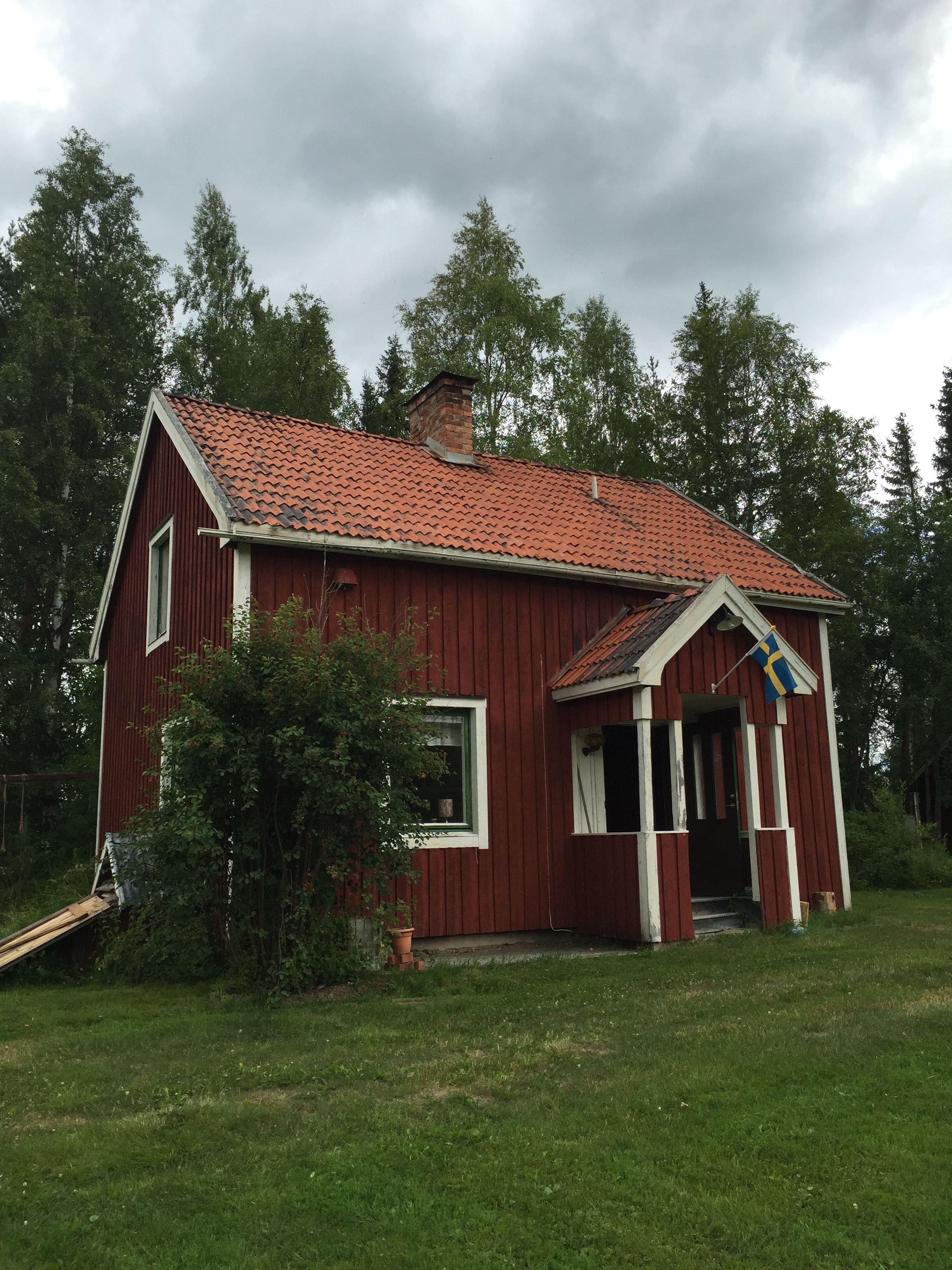 S5601 Hütte in Lövåsen, Sörnedansjö