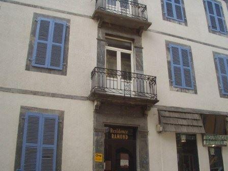 GTB61 - Appartement plein centre de Barèges
