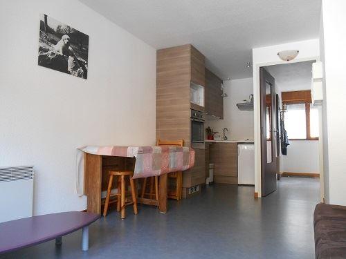GTB51 - Studio 4 pers, dans résidence au Grand Tourmalet