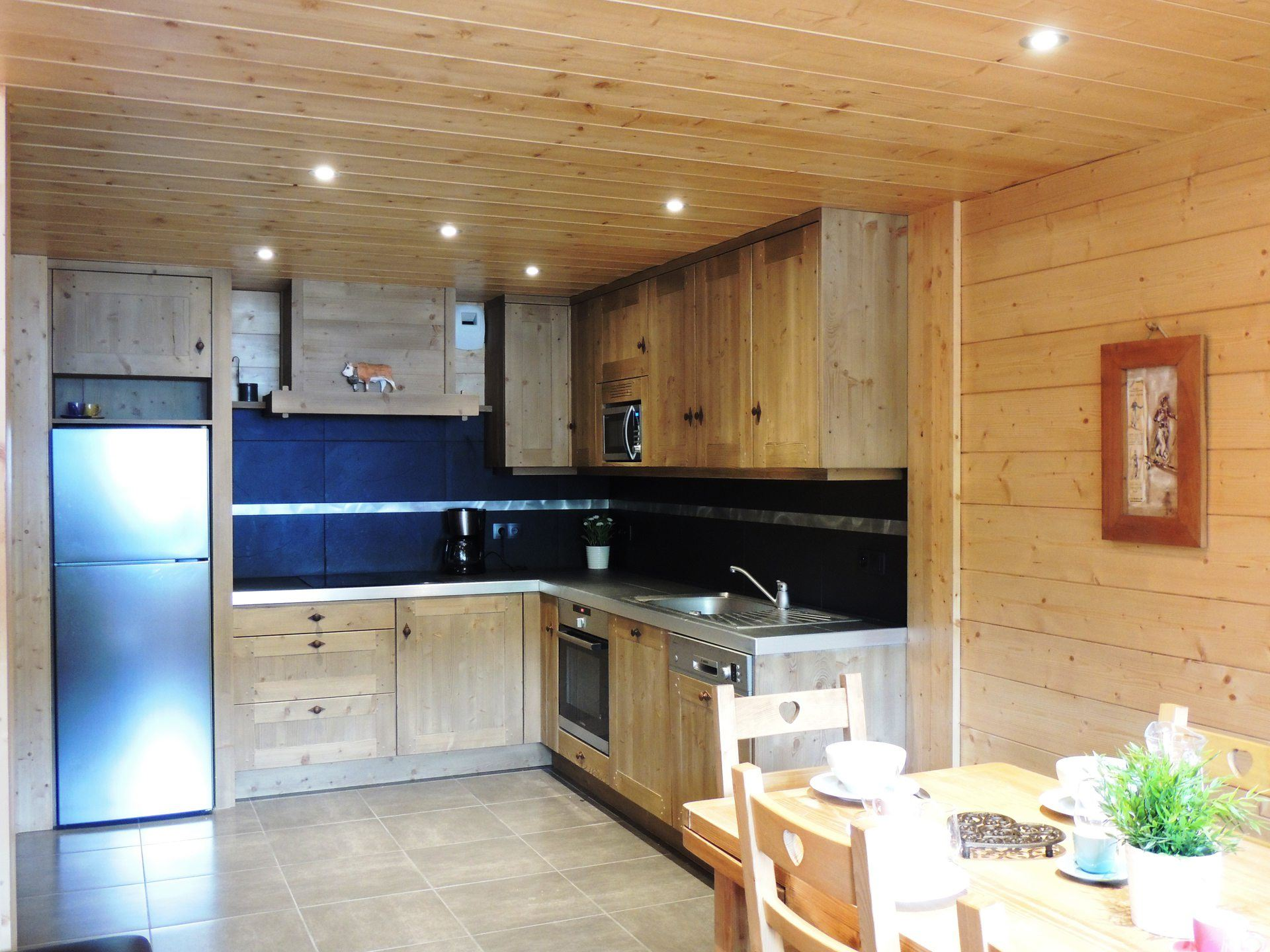 Epilobe - IS EPIL3 - 3 rooms + cabin - 7 people - 80m²