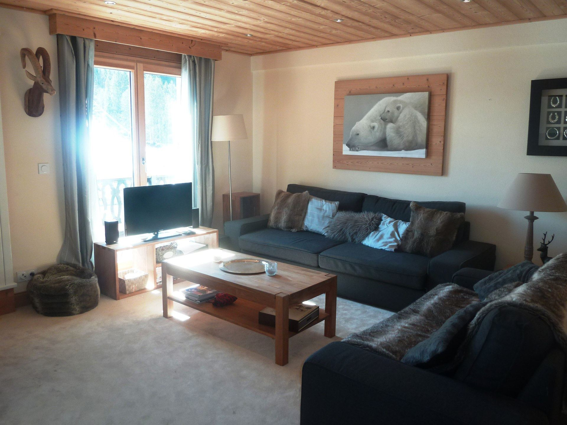 Silverstone Lodge - IS GIRO2 - 3 rooms + cabin**** - 8 people - 68m²