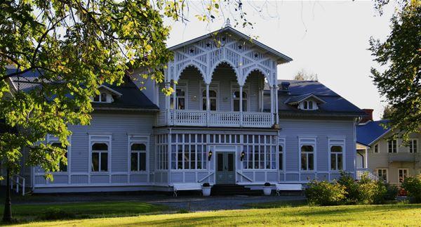 Lögdö Herrgård Hostel
