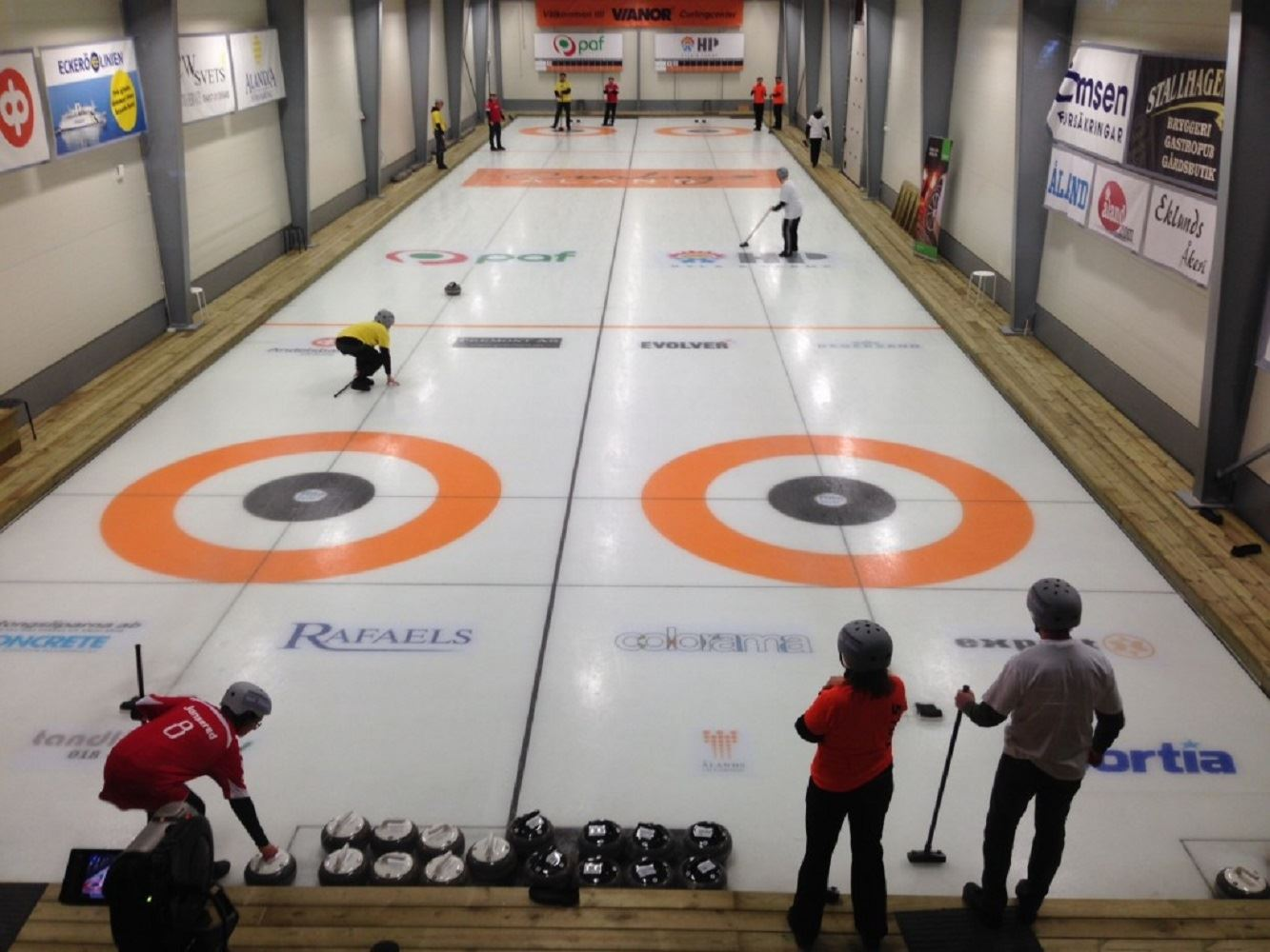 Vianor Curlingcenter