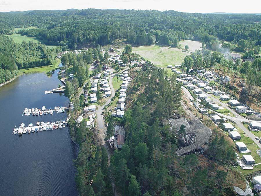 Stora Lee Camping