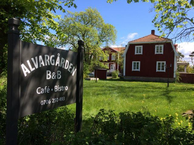 Alvargårdens Café in Kastlösa