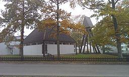 Nådens kapell - Färjestaden