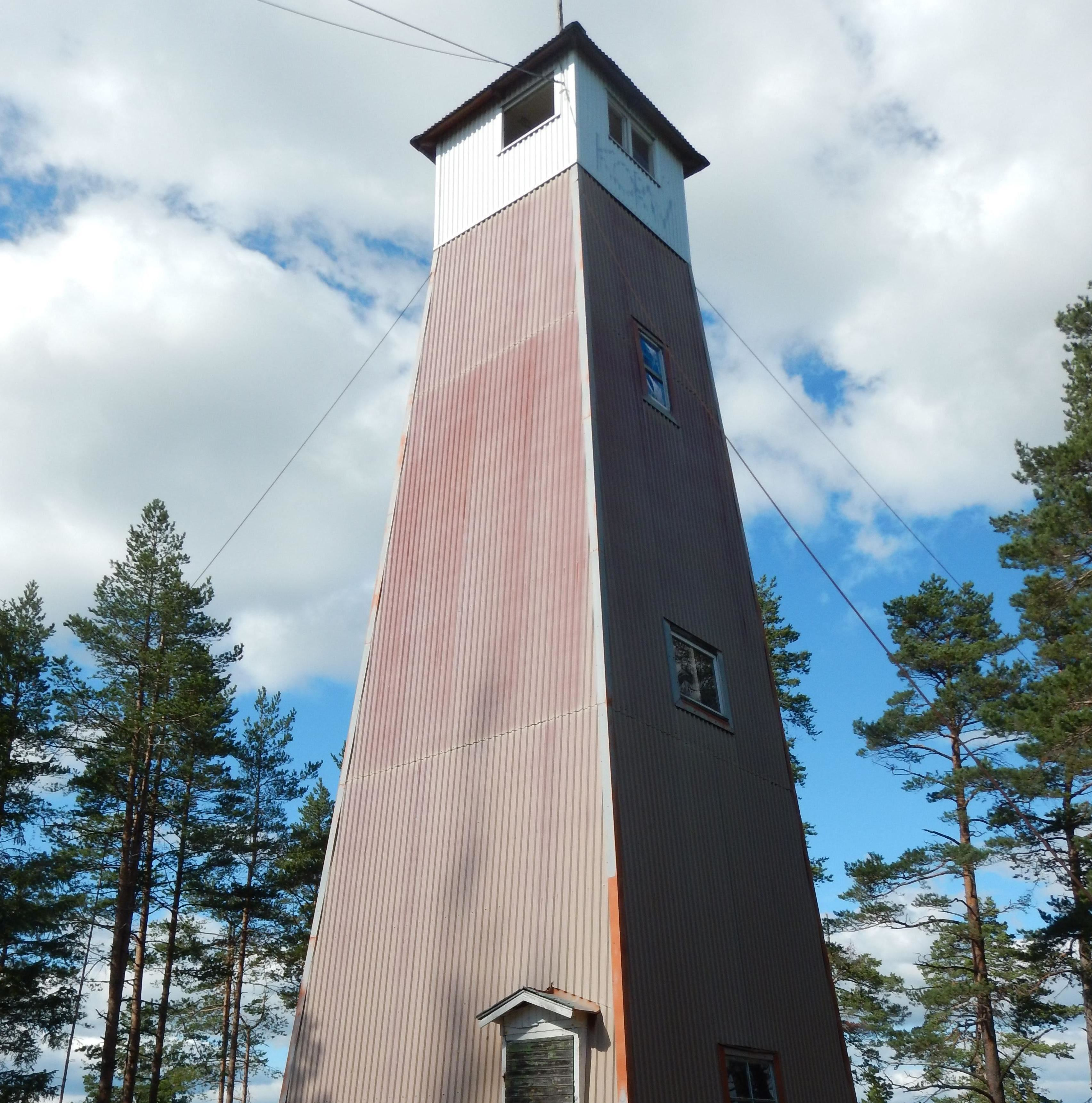 Bengt Norling, Rösåsens tower