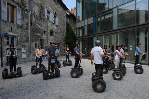 Chambéry City Tour en Gyropode / Segway