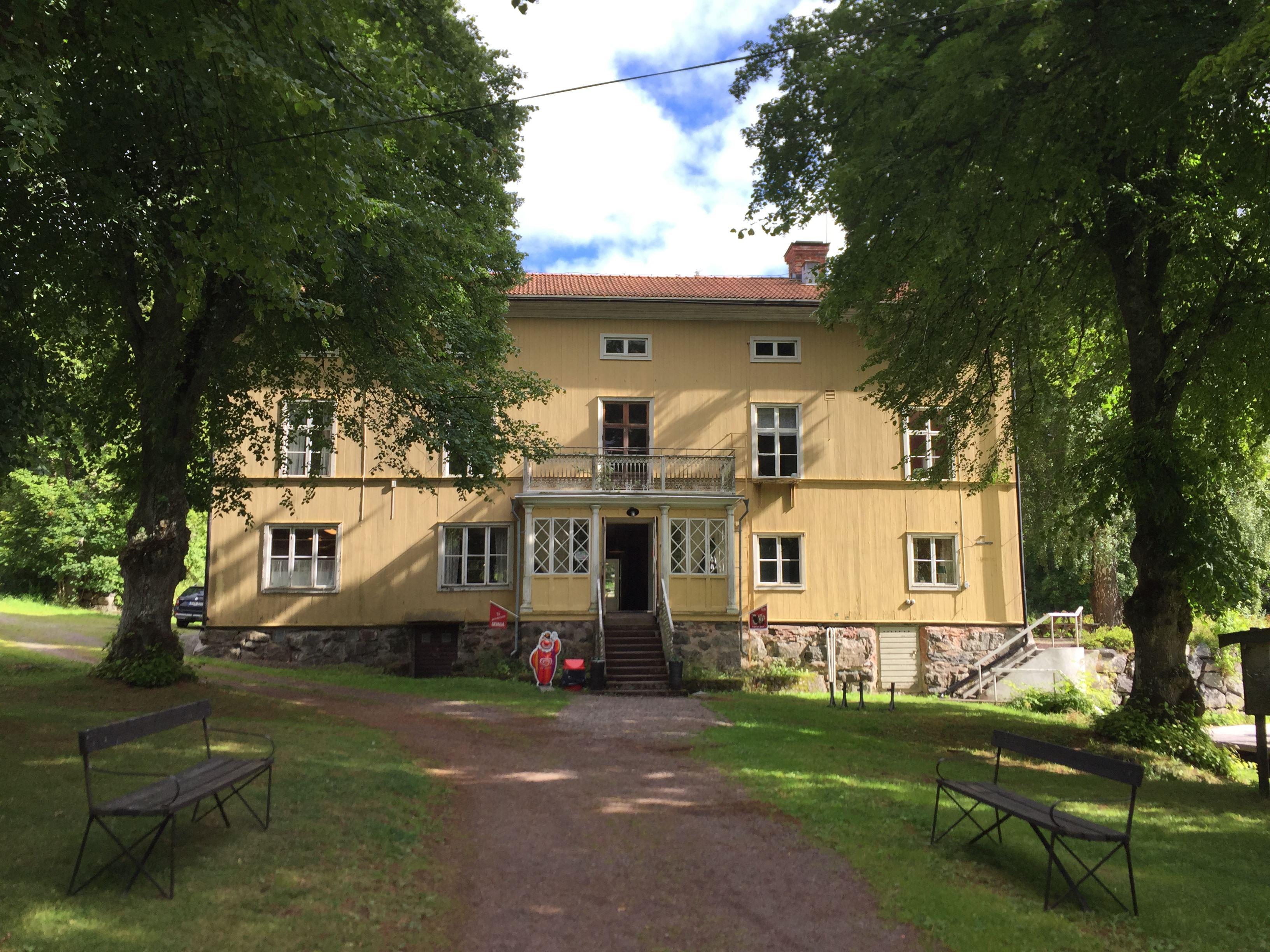 Engesbergs Herrgård - Café &  Lanthandel