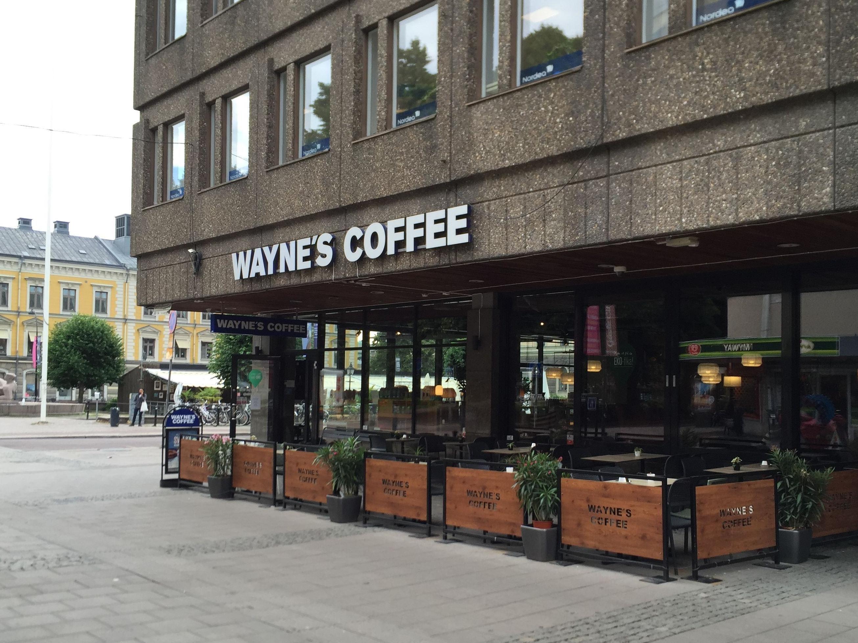 Wayne's Coffee Drottninggatan 18