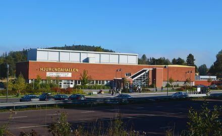 Njurundahallen