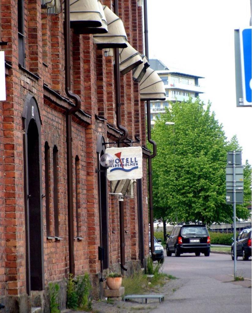 Hotell Alderholmen