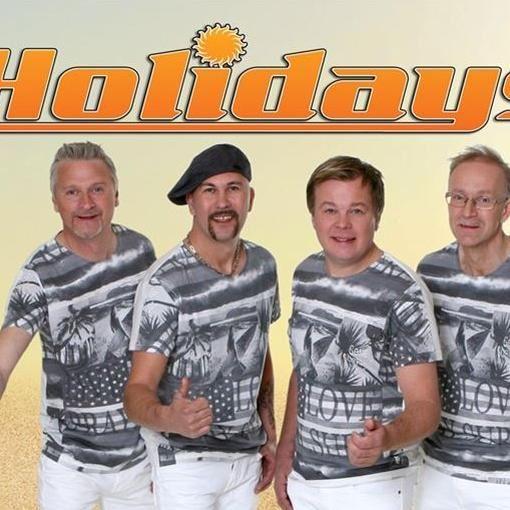 Dans till Holidays