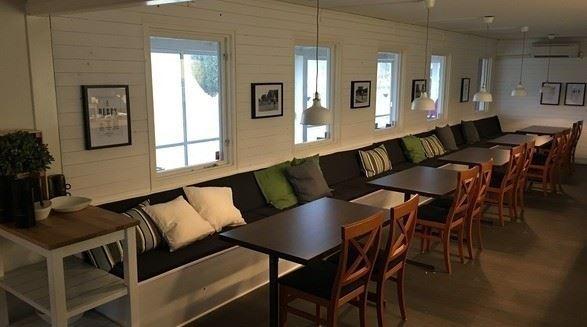 Karlshamn's Golf restaurant