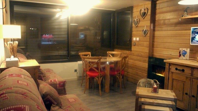 Studio 4 Pers skis aux pieds / BIELLAZ 54