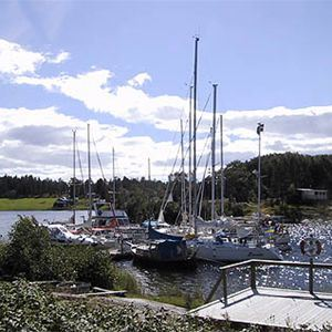 Kattskärs Gästhamn - Tynderösundet