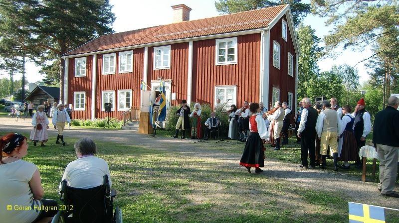 Göran Hultgren, Njurunda Hembygdsgård