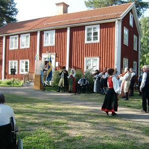 Göran Hultgren, Njurunda Heimatmuseum