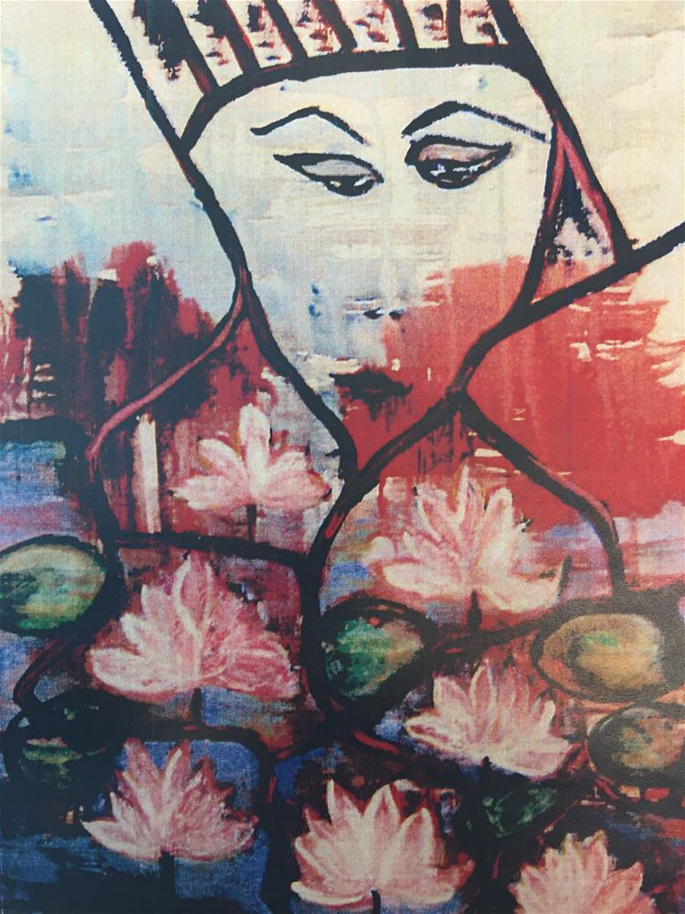 Målningar 30 Juli- 14 Aug