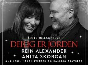 Christmas Concert in Lillehammer church with Rein Alexander, Mads Belden and Christine Gulbrandsen