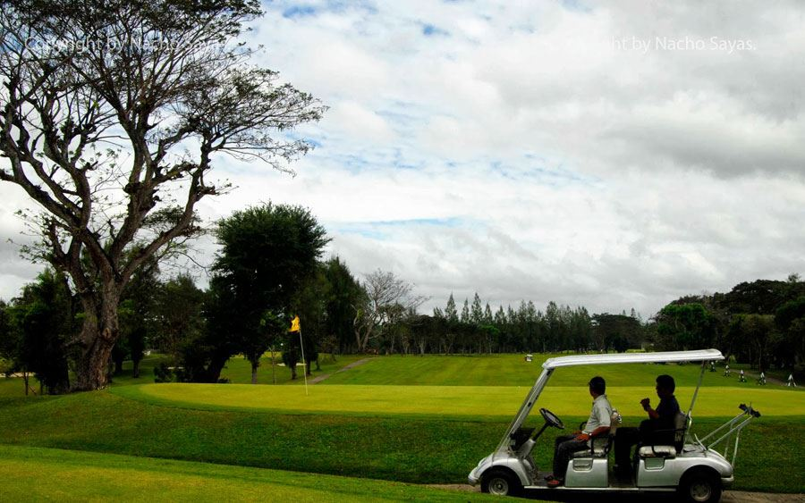 Campo de Golf del Club Santiago