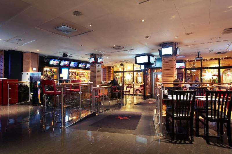Allstar - The fabulous sportsbar