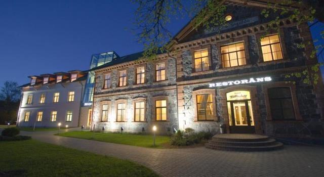 Гостиница Sigulda