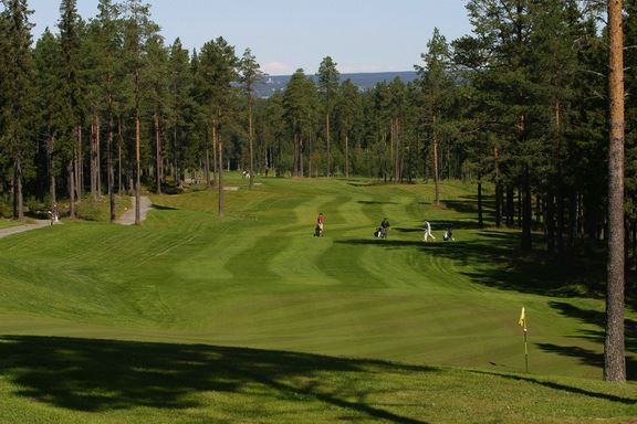 Foto:Storsjöbygdens golfbana,  © Copy: Storsjöbygdens golfbana, Storsjöbygdens Golfanläggning