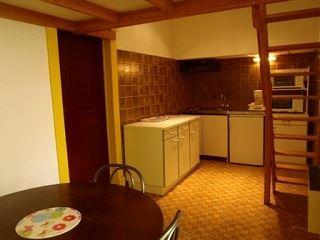 GTB62 - Appartement dans résidence, plein centre de Barèges, proche de tous commerces