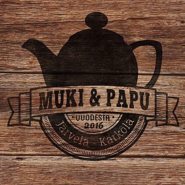 Café Muki and Papu