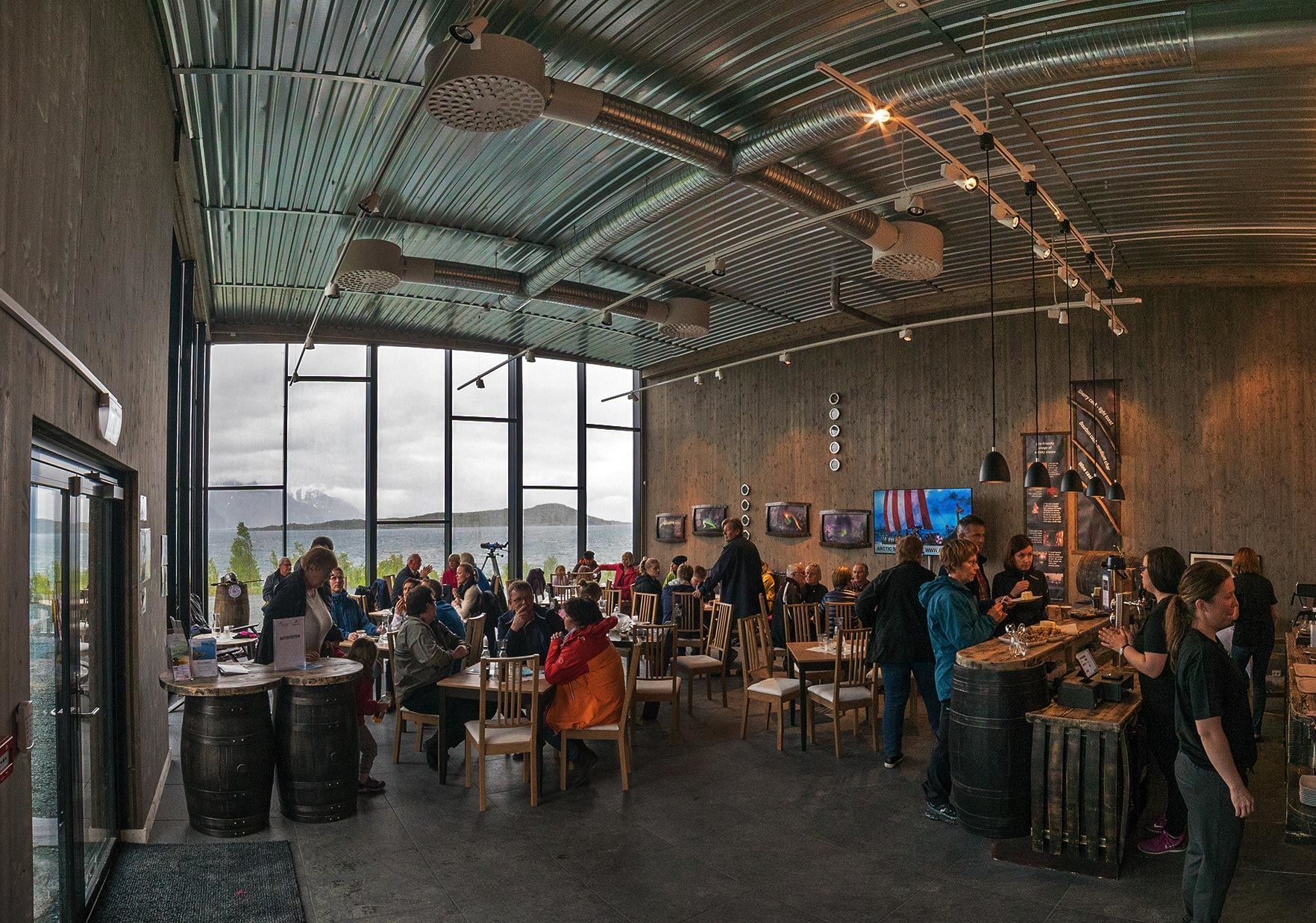 © Aurora Spirit, Guided tour at the worlds northernmost distillery