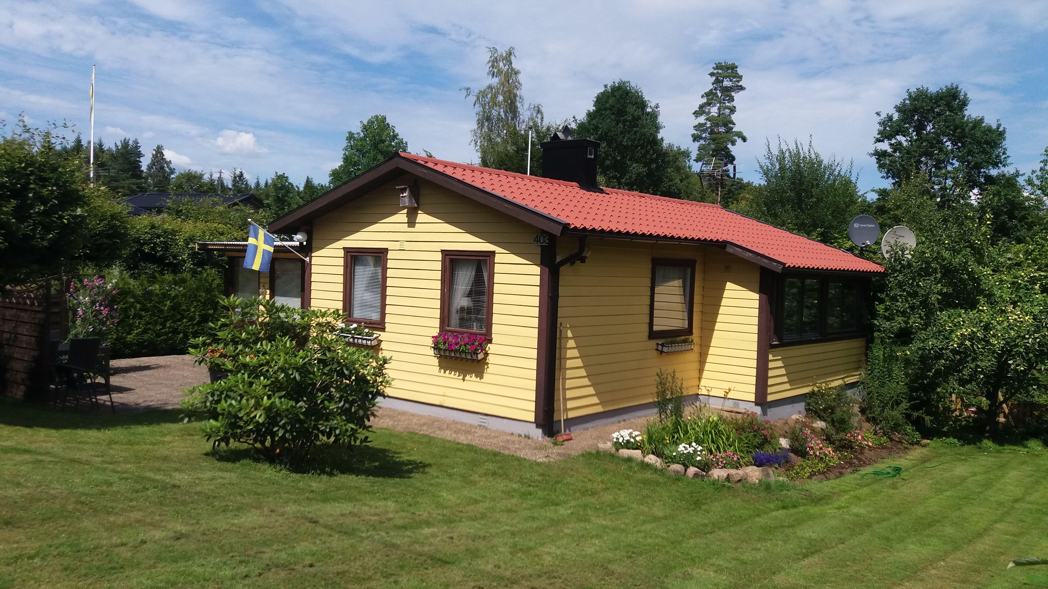 Cottage 41 - Boastad - Marianna Swieszkowska