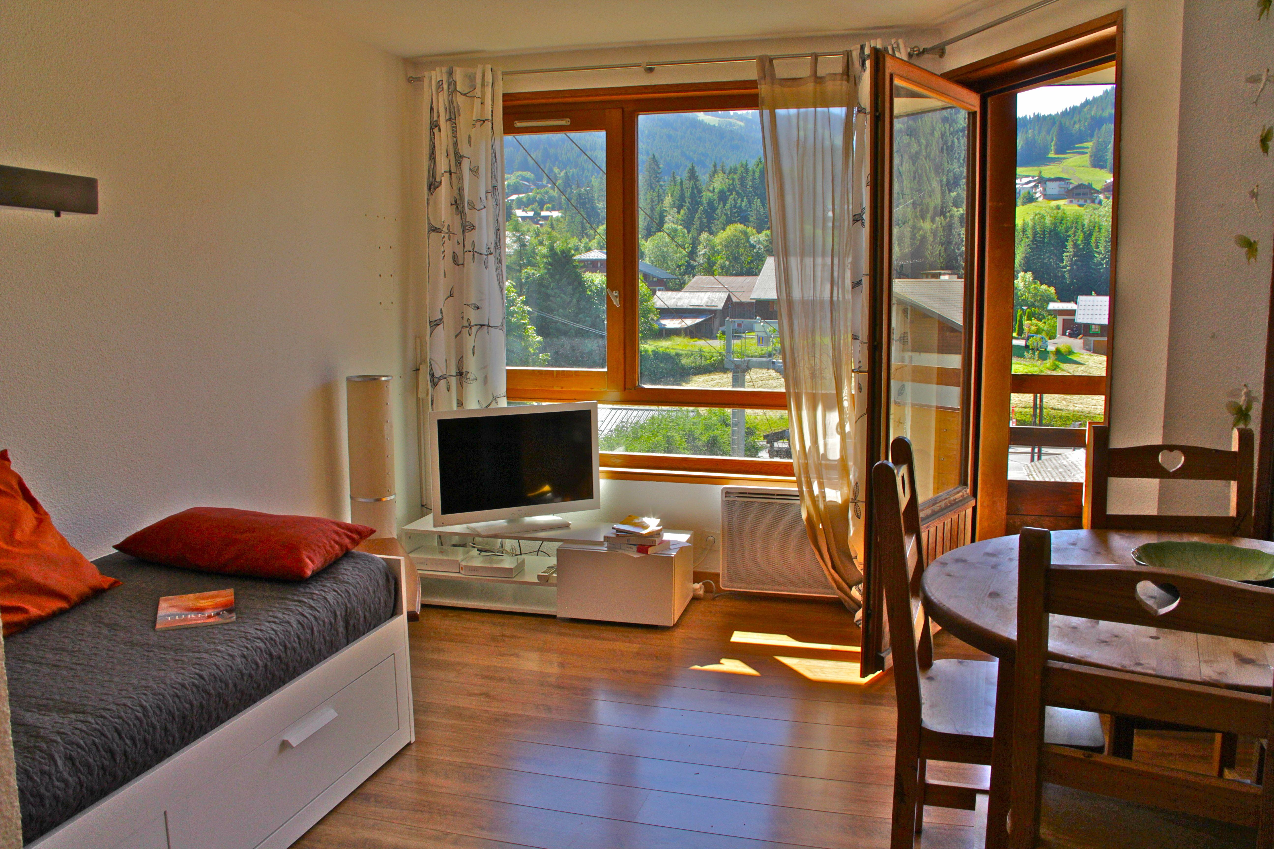 Bouillandire A7 - 1 спальная комната*** - 4 человека - 31 м²