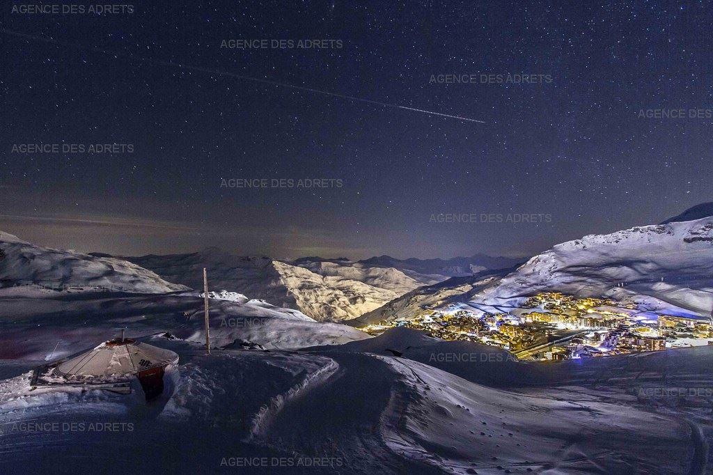 VANOISE 654 - STUDIO - 2 PERSONS - 1 BRONZE SNOWFLAKES - ADA