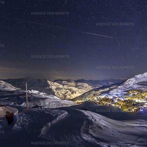 VANOISE 654 / STUDIO 2 PERSONS - 1 BRONZE SNOWFLAKES - ADA